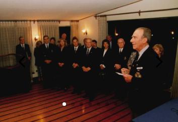 Cena Conmemorativa por el 12° Aniversario de la Cofradía