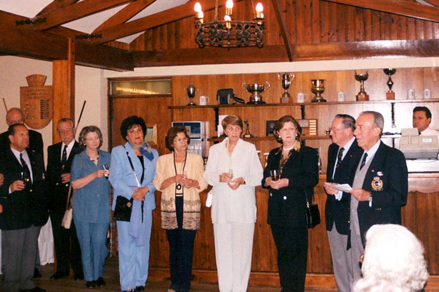 Celebración del 15° Aniversario de la Cofradía Chilena